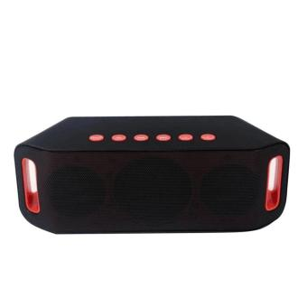 S204 Bluetooth Music Speaker (Black)