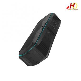 S9 W-KING Outdoor Waterproof Shockproof Dustproof Bluetooth 4.0Wireless Speaker (Blue) - 2