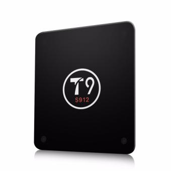 S912 T9 Android 6.0.1 TV Box 2GB/16GB 4K 5G Wifi Smart TV Box With 9 Languages (UK Plug) - intl - 2