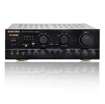 Sakura AV-5023US Karaoke MP3 Amplifier