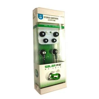 Salar K28 102dB In-Ear Stereo Earphone For Mobile Phone