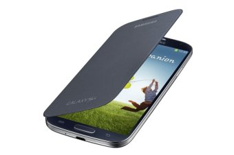 Samsung Flip Cover Folio Case Galaxy S4 (Black)