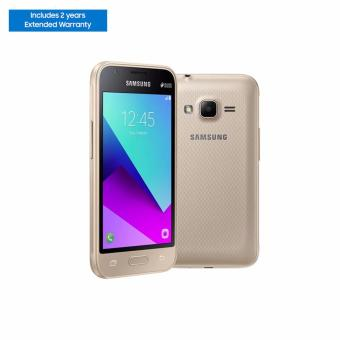 Samsung Galaxy J1 Mini Prime 2016 J106B 8GB (Gold) with 2 Years Extended Warranty