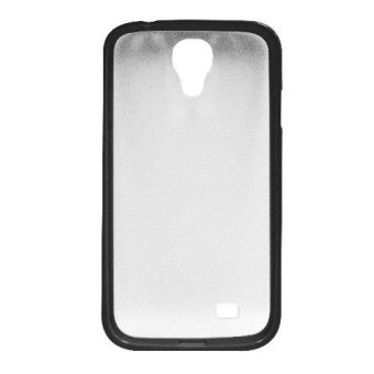 Samsung Galaxy S4 Transparent Case (Black)