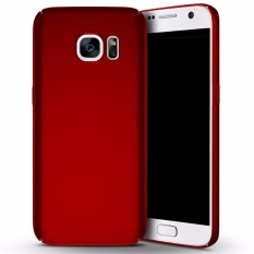 PHP 198. Samsung Galaxy S7 Case, Smoothly Frosted Matte Shield Hard Cover Skin Shockproof Ultra Thin Slim Case Full Body Protective Scratch Resistant ...