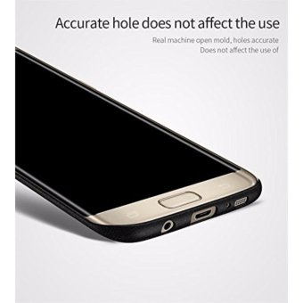 Samsung Galaxy S7 Edge Case, Smoothly Frosted Matte Shield HardCover Skin Shockproof Ultra Thin Slim Case Full Body ProtectiveScratch Resistant Slip Resistant Cover for Samsung S7 Edge - intl - 5