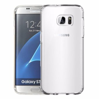 Samsung Galaxy S7 edge case Ultra clear TPU case shock-proofanti-scratching Slideproof protective case - intl Price Philippines