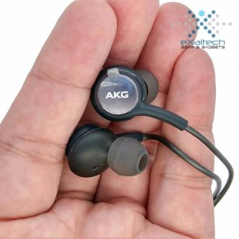 Samsung Galaxy S8 S8+ Accessory Earphones Tuned By AKG EO-IG955 (Gray)