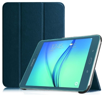 Samsung Galaxy Tab A 8 inch Tablet Ultra Slim Leather Flip StandSmart Case Cover with Auto