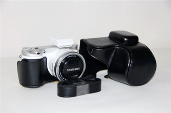 Samsung nx500/nx500 suitable Leather cover camera bag