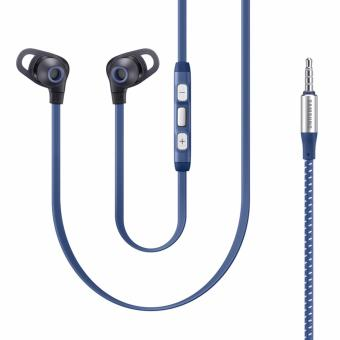 Samsung Rectangular In-ear Headphones EO-IA51 (Blue)
