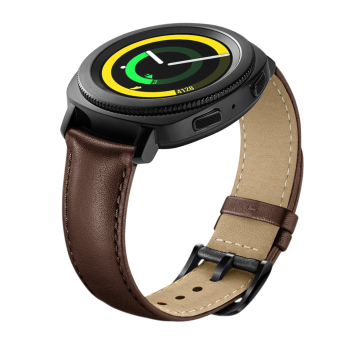 Samsung S2 leather smart hand watch strap