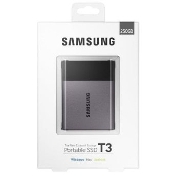 Samsung T3 MU-PT250B 250GB Portable Solid State Drive USB 3.1External SSD Price Philippines