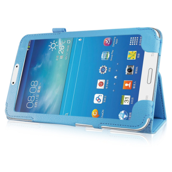 Samsung tab3/sm-t310/t311/t315 full edging support Leather cover
