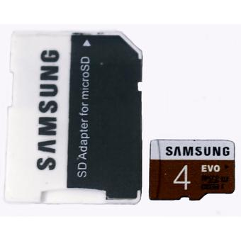 SAMSUNG ULTRA MICRO SDHC CARD Class 10 4GB WITH ADAPTER Price Philippines