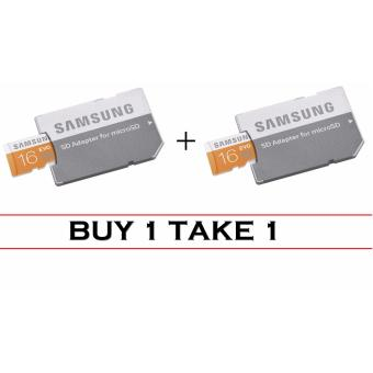 SAMSUNG ULTRA MICRO SDHC CARD UHS-I Class 10 16GB WITH ADAPTER Price Philippines