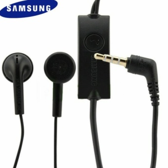 Samsung Universal Headset with In-Line Multi-Function Answer/CallButton (Black)