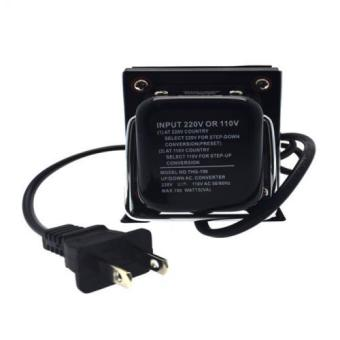 SAMWON THG-100W Step-up/Step down Transformer (Black)