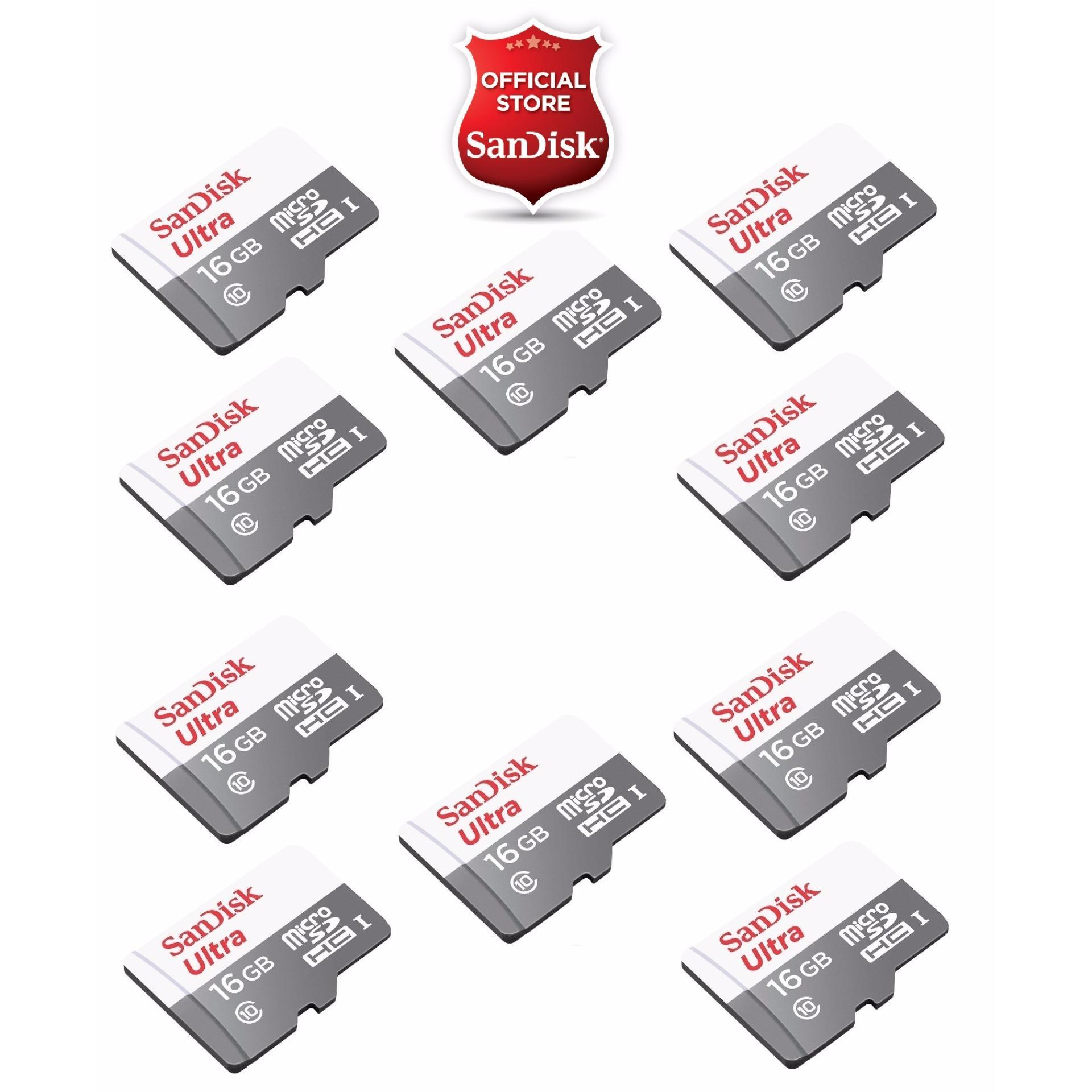 Jual Sandisk Ultra Microsd 16gb 80mb S No Adapter Termurah 2018 Micro Sd 32gb Class 10 Garansi Resmi Philippines Sdhc Uhs I Sdsquns