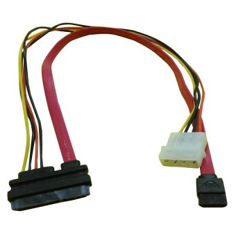 SATA 2-in-1 Power Data Cable