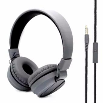 SE5222 Shuer wired headset for all mobiles and smartphones (Grey)