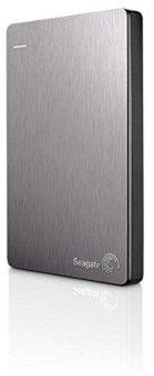 Seagate Backup Plus 1TB External Hard Drive (Silver)