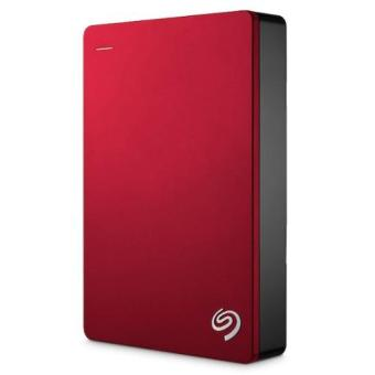 Seagate Backup Plus Portable External Hard Drive 4tb STDR4000 (Red)