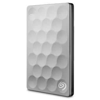 Seagate Backup Plus Ultra Slim 1TB USB 3.0 Portable External Hard Drive