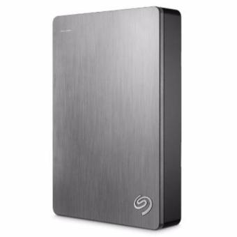 Seagate STDR4000 Backup Plus Portable 4TB USB 3.0 External HardDrive (Silver)
