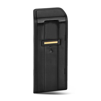 Security USB Biometric Fingerprint Reader Password Lock For LaptopPC Black - intl - 3