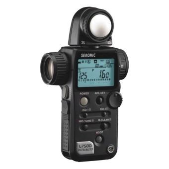 Sekonic L-758DR L758DR DigitalMaster Light Meter Black - picture 2