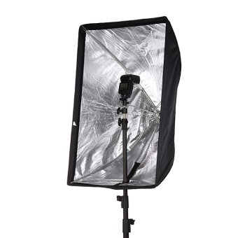 Selens S6090 Lighting umbrella softbox For Speedlite/Flash 60*90cm