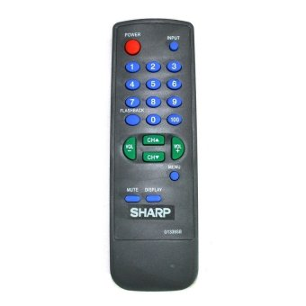 Sharp G1339SB Remote Control (Black)