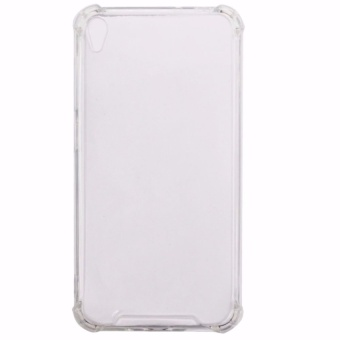 Shock-proof Back Case for Asus Zenfone Live/ZB501KL (Clear)