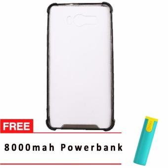 SHOCK PROOF CASE FOR CHERRY MOBILE OMEGA LITE 3 (BLACK) WITH FREE8000MAH POWERBANK (BLUE) Price Philippines