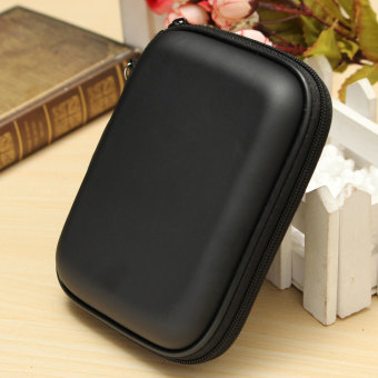 Shockproof Hard Carrying Case Bag For 2.5'' WD Seagate External HDD Hard Drive - Intl