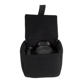 Shockproof Padded Camera Bags DSLR Insert Protection Case (black) - intl