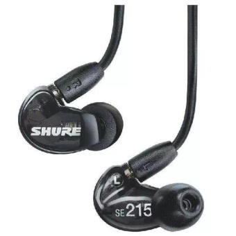 Shure SE215 Sound Isolating Dynamic MicroDriver Earphones SpecialEdition (Blue) - intl Price Philippines
