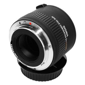Sigma 2.0X Teleconverter EX APO DG for Canon Black