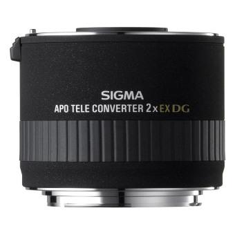 Sigma 2.0X Teleconverter EX APO DG for Canon Black - picture 2