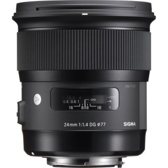 Sigma 24mm f/1.4 DG HSM Art Lens for Canon EF - picture 2