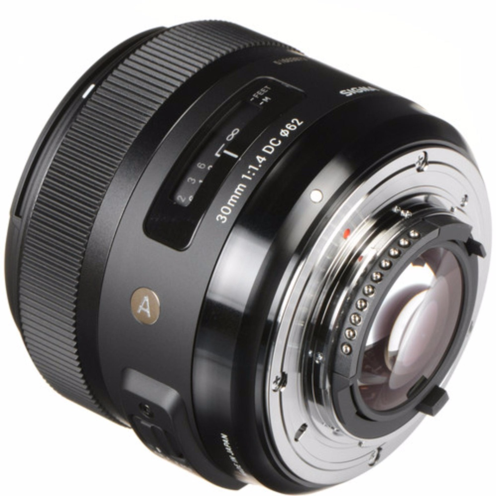 Philippines Sigma 30mm F 14 Dc Hsm Art Lens For Nikon Intl A Canon