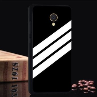 Silica Gel Soft Phone Case for Meizu M3/ M3S (Multicolor) - intl Price Philippines