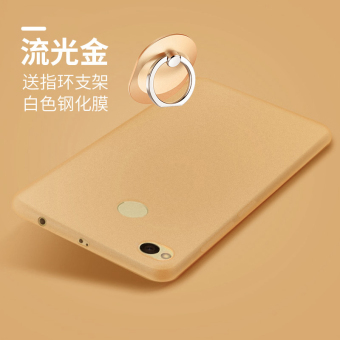 Silicone drop-resistant matte full phone case