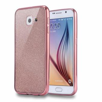 Silicone Glitter Case for Samsung Galaxy J7 Prime (Rose Gold) Price Philippines