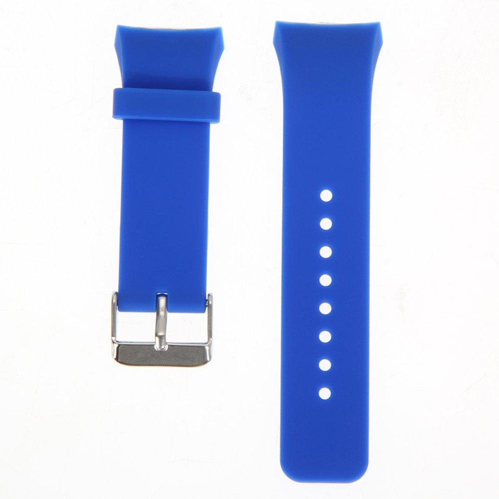 ... Silicone Watch Band Strap For Samsung Galaxy Gear S2 SM-R720 (RoyalBlue) ...