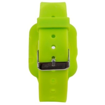 Silicone Watchband Replacement for Apple Watch 38mm Green - picture 2