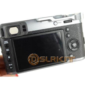 Silver Thumb Up Grip for Fujifilm X-100T X-M1 X-30 X-A2 X-A1 - intl - 5