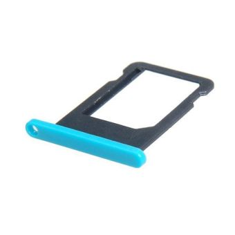 SIM Card Tray for iPhone 5C (Blue)
