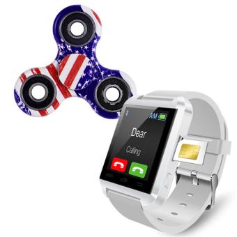 sim smartwatch phone with hand spiner Price Philippines